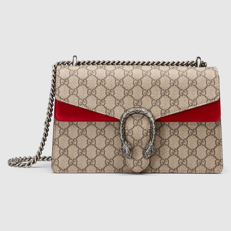 Photo of Gucci Dionysus small GG shoulder bag