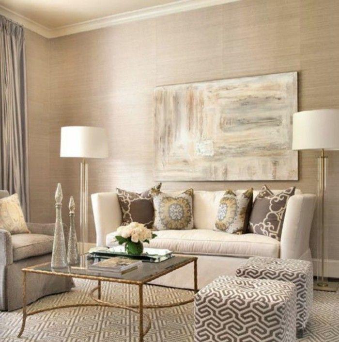 Einladendes wohnzimmer dekorieren ideen und tipps - Wohnzimmer gestaltungsideen ...
