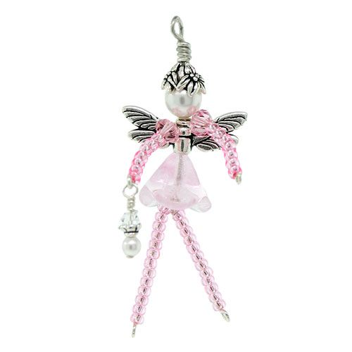 Pink Fairy | Fusion Beads Inspiration Gallery