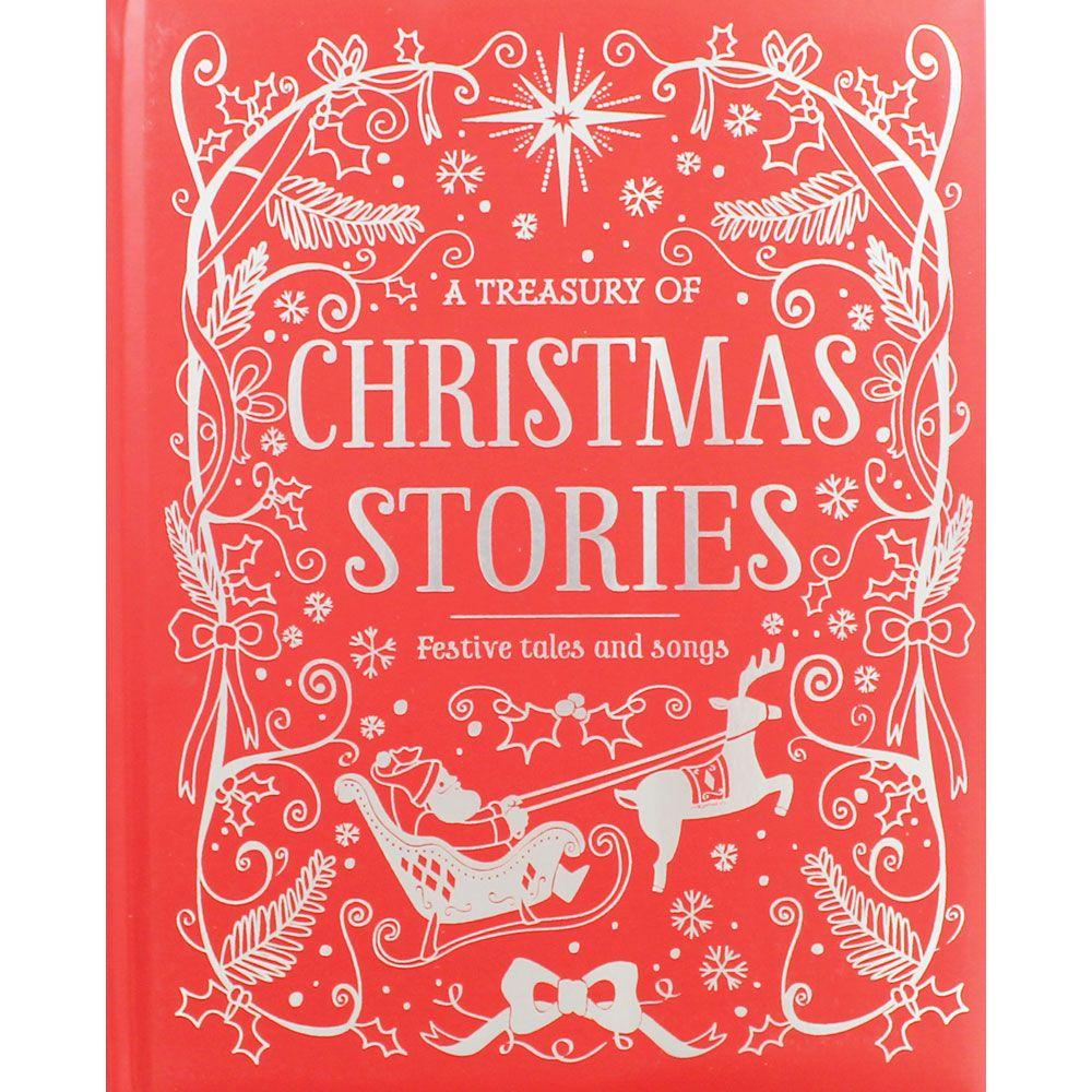 A Treasury Of Christmas Stories A Christmas Story Christmas Books Christmas Stories Online