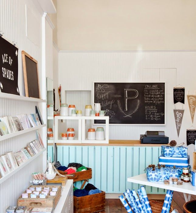 Poppytalk's shop in Vancouver.