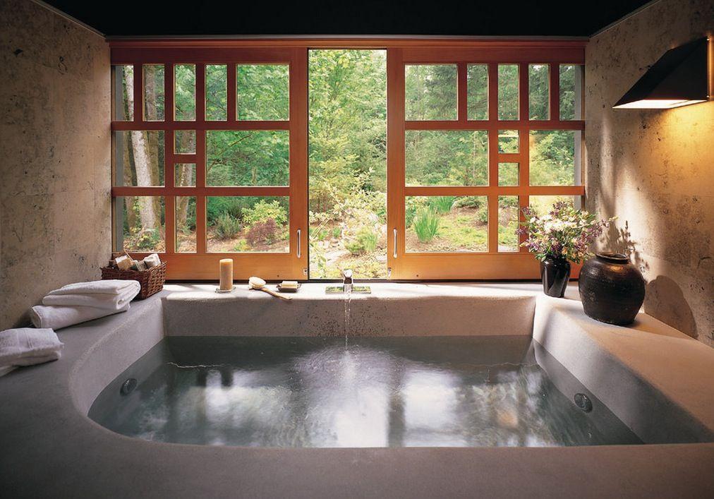 upsizing home bathroom spa idea 10 Reasons Why Upsizing your Home ...