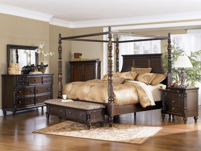 Transforming Your Bedroom Using Luxury Canopy Beds