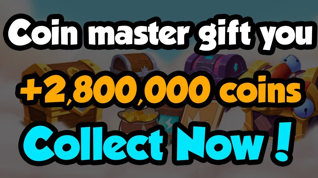 Coin Master Free Spins and Coins Links for 23 Nov 2019