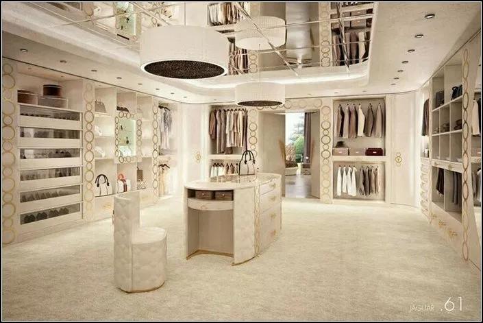 153 Elegant Closet Design Ideas For Your Home 37 Mantulgan Me Luxus Kleiderschrank Traumschranke Schrankdekoration