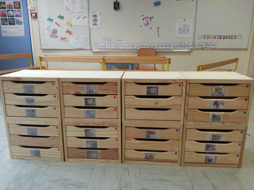 meuble rangement ateliers autonomes ateliers autonomes pinterest rangements atelier