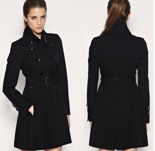 jacketers.com womens black jacket (10) #womensjackets | All Things ...