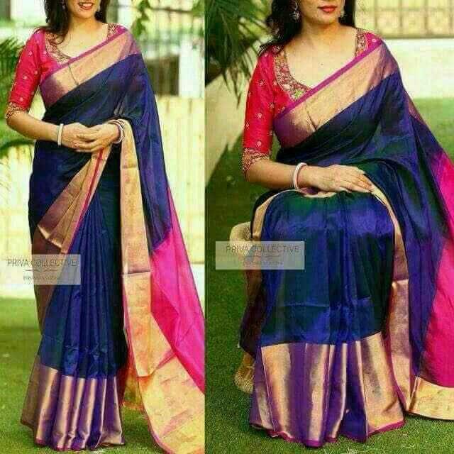 76c3e7fba Uppada heavy big border Saree's | Buy Online Uppada Sarees At best prices |  Elegant Fashion Wear