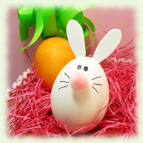 Kuvahaun tulos haulle pääsiäismuna maalaus ideoita