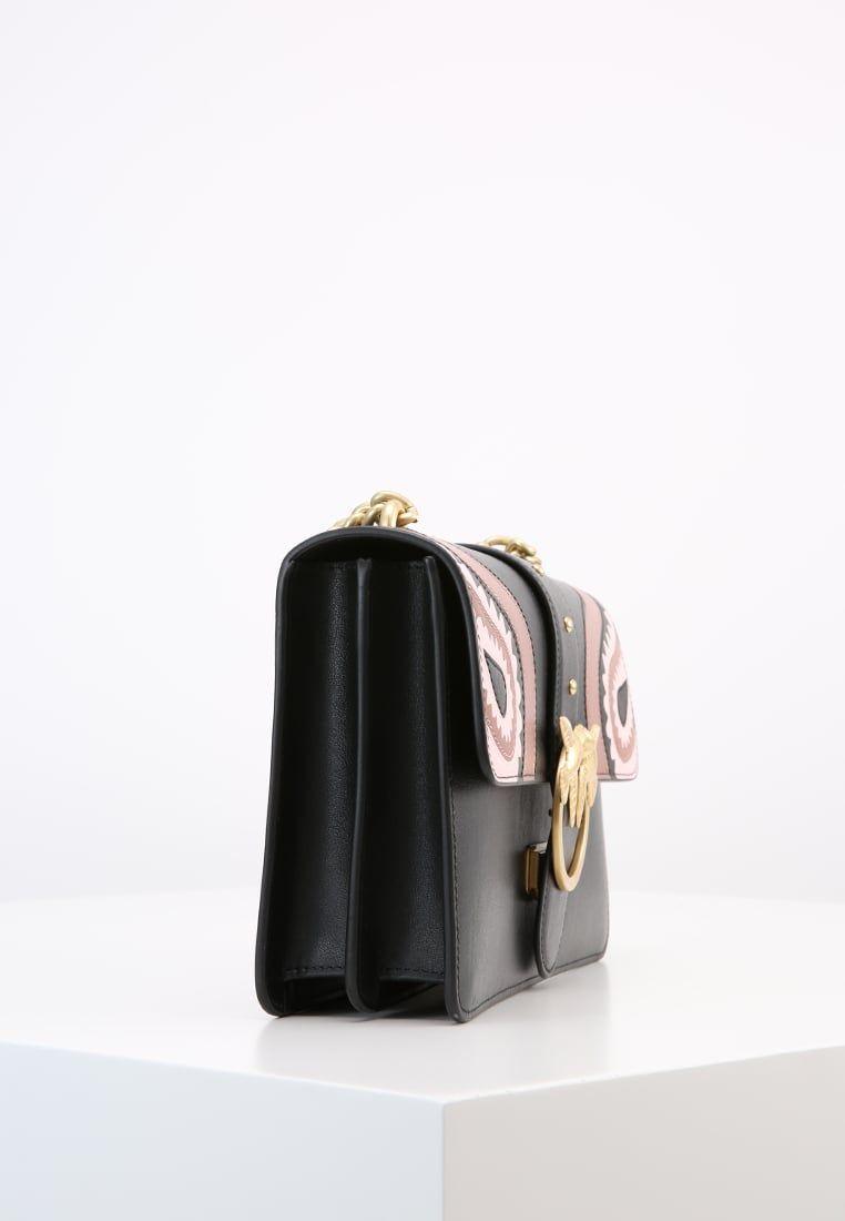 Pinko Borsa a tracolla - nero rosa a € 310 63dda0bad8e