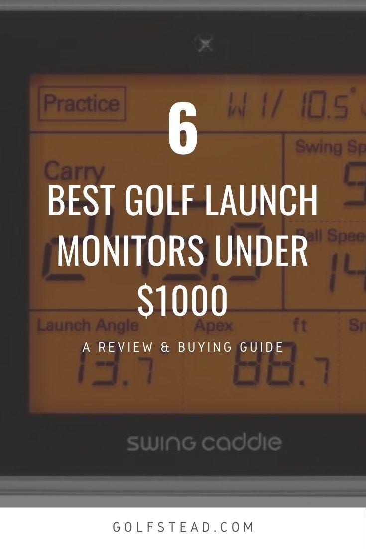 best golf launch monitor app