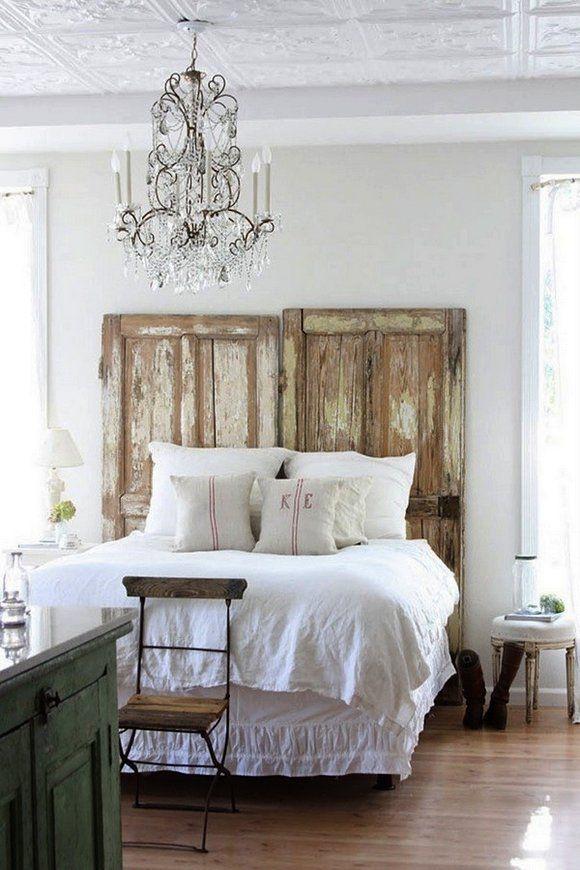 Puertas vintage para decorar interiores | Decoration