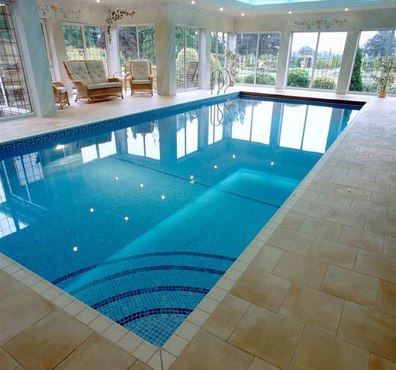 Inside Pool terrific sliding glass doors covering indoor swimming pool | for
