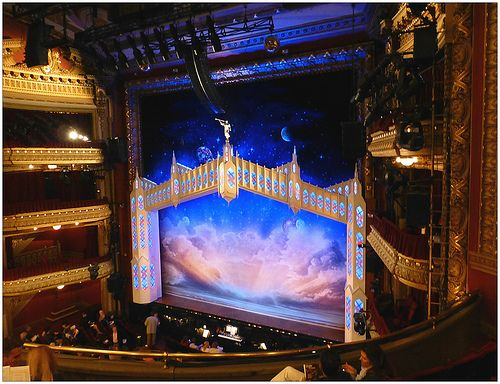 Majestic Theater Book Of Mormon Stage Setup Majestic Theatre Book Of Mormon Mormon