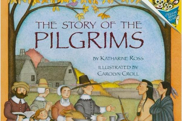 Books to Read With Kids on Thanksgiving   Pilgrim, Thanksgiving and ...