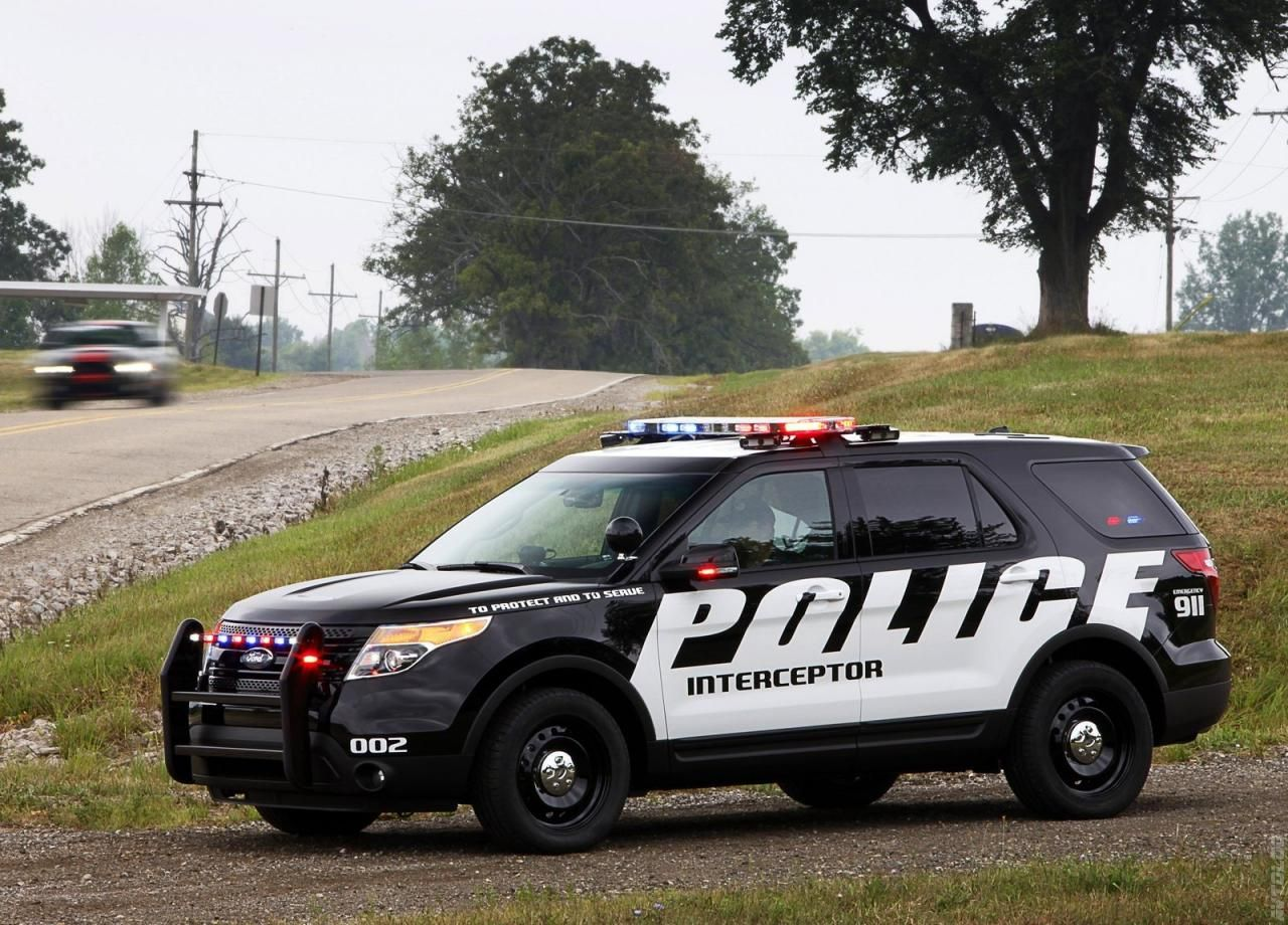 2011 Ford Police Interceptor Utility Vehicle Ford Police Police Cars Police