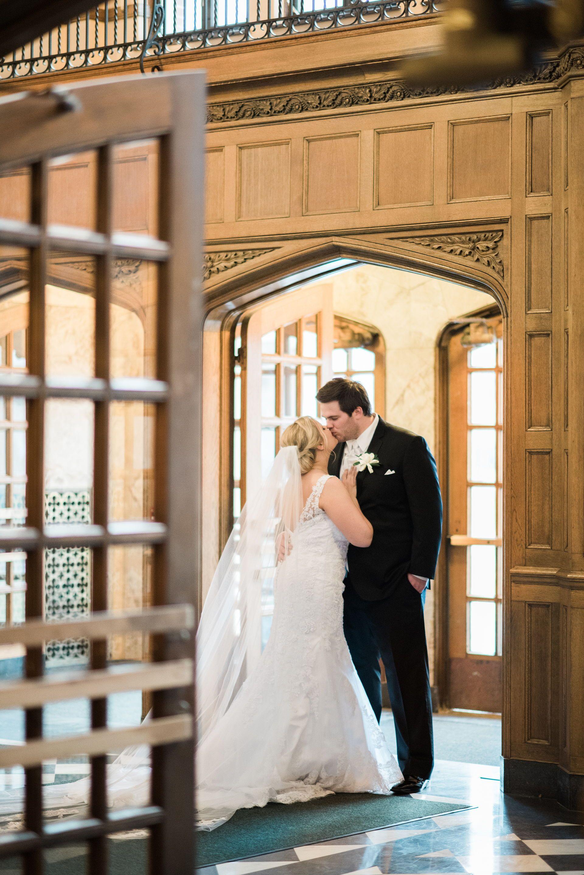 Royal Wedding Inspiration: Timeless Gold Ballroom Wedding