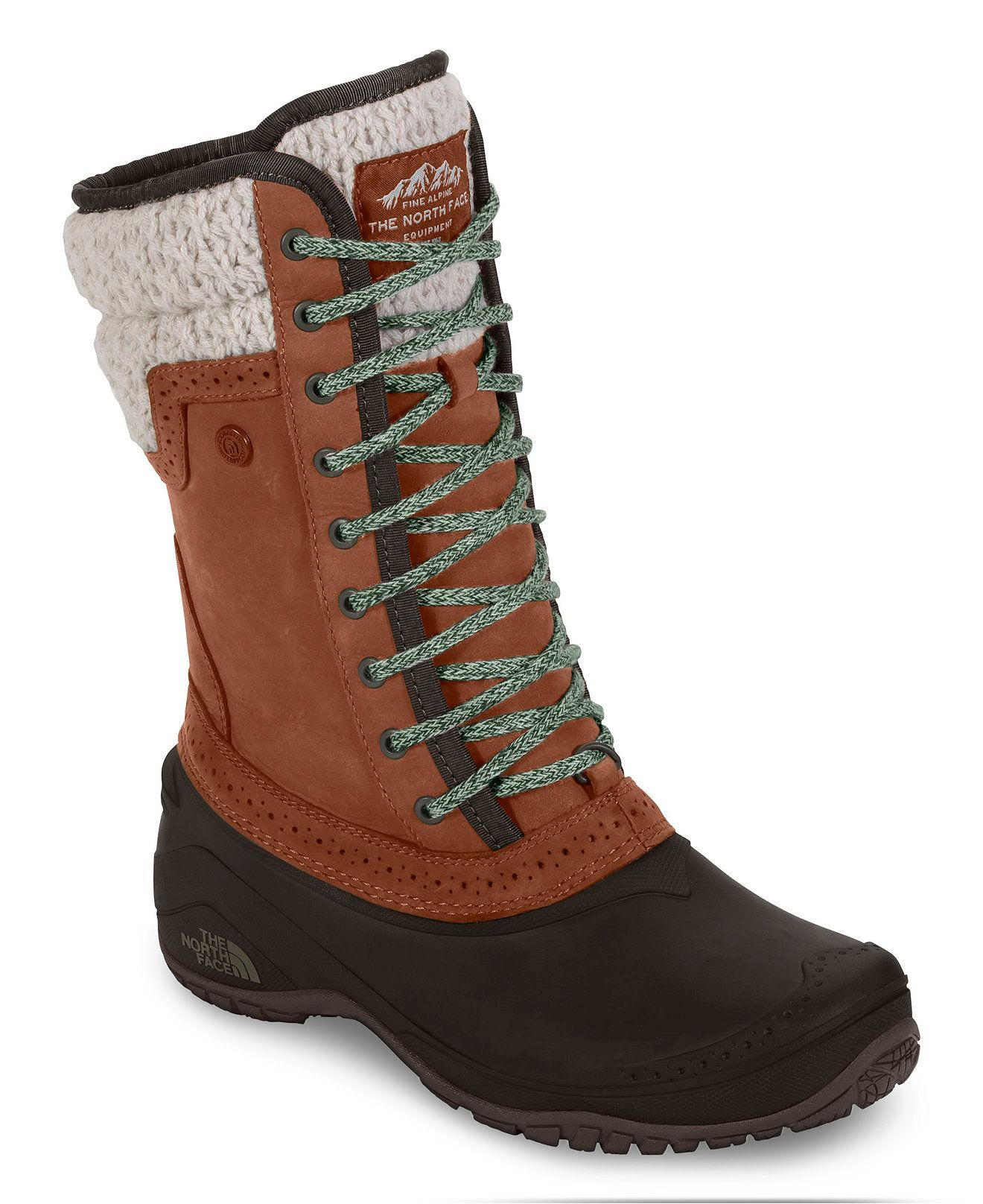 zapatillas invierno north face
