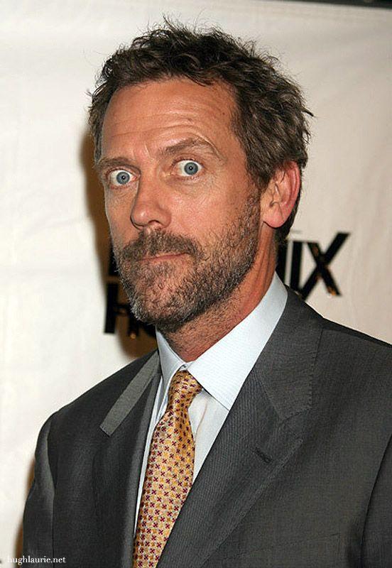Hugh Laurie | The men ...