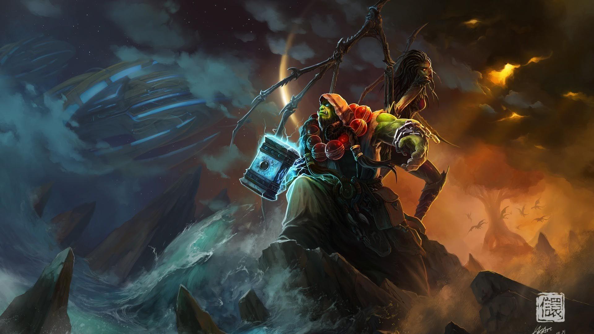 Alliance Symbol World of Warcraft HD Wallpaper - bloodvein.net