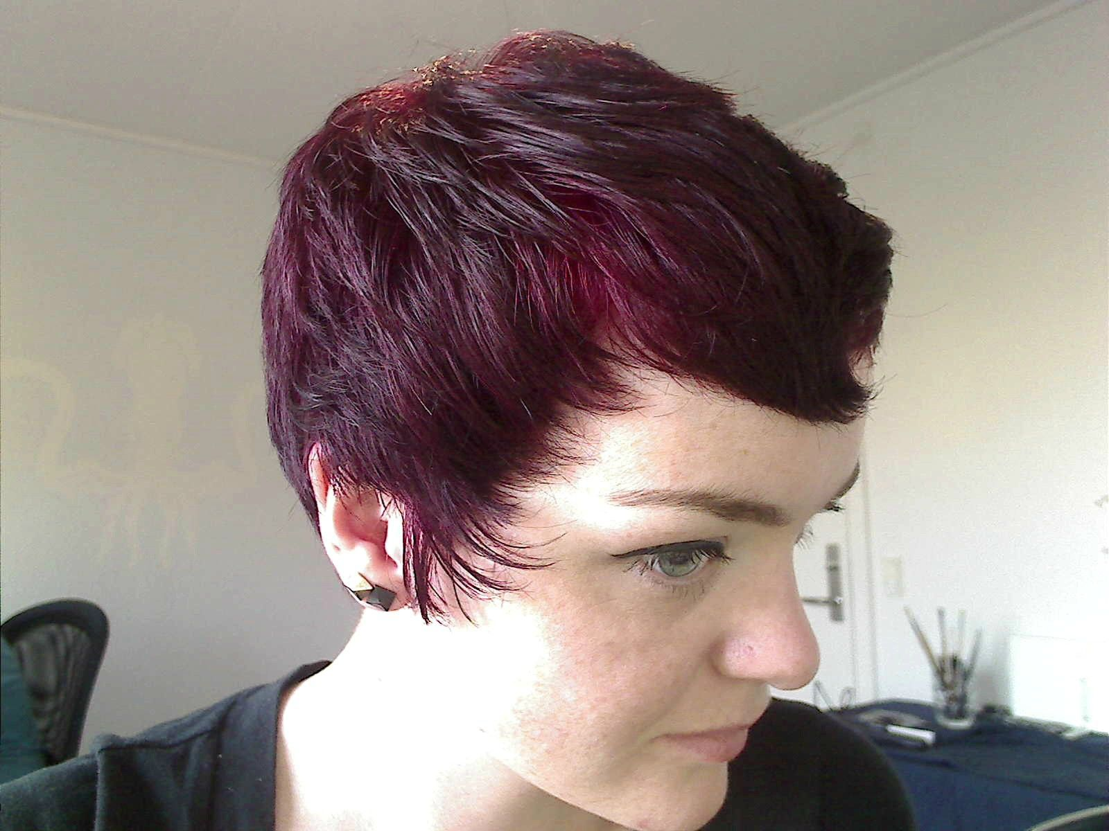 Pin On Colored Hair