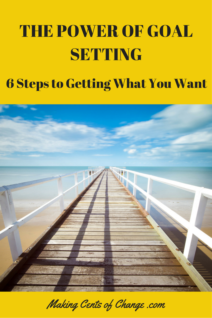 Find out how to get what you want through six simple and actionable steps. Click to read more or pin to read later! MakingCentsOfChange.com