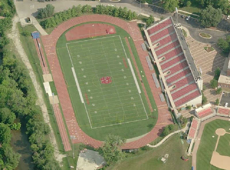 Pin By John Duncan On Sports Venues I Ve Actually Been To College Fun Naperville Crosstown Classic