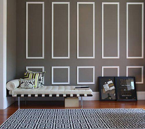 Interesantes consejos y trucos para pintar paredes color a muros pinterest - Trucos pintar paredes ...