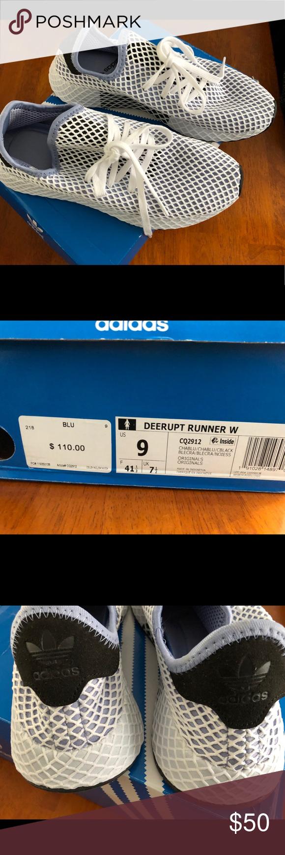 d5bea19de83ec ADIDAS Original Deerupt Runner Sneaker Shoes The adidas Originals Deerupt  Runner is a minimalist take on