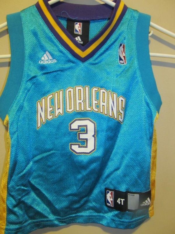 23e959869 Adidas Chris Paul New Orleans Hornets jersey