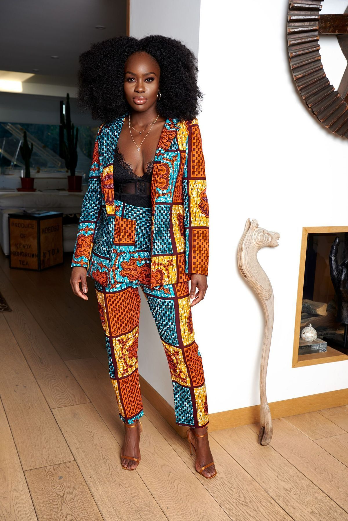 Photo of African Clothing