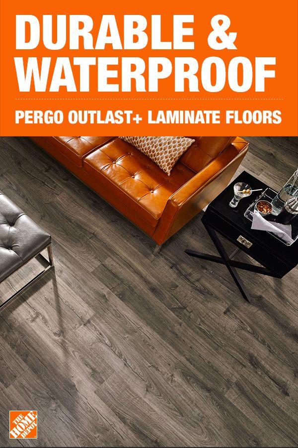 Waterproof Laminate Flooring, Waterproof Pergo Laminate Flooring