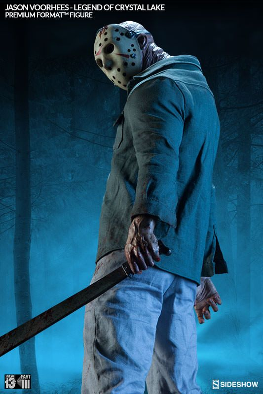 Friday the 13th Jason Voorhees - Legend of Crystal Lake Prem | Sideshow Collectibles