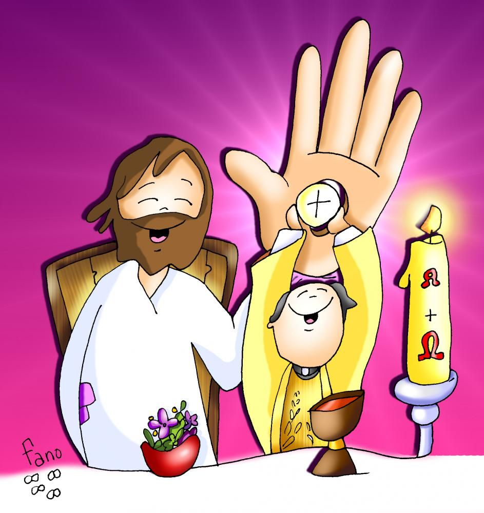 Dibujos De Fano En Color Diocesis De Malaga Portal De La Iglesia Catolica De Malaga Temas De Catequesis Arte De Jesus Catolico
