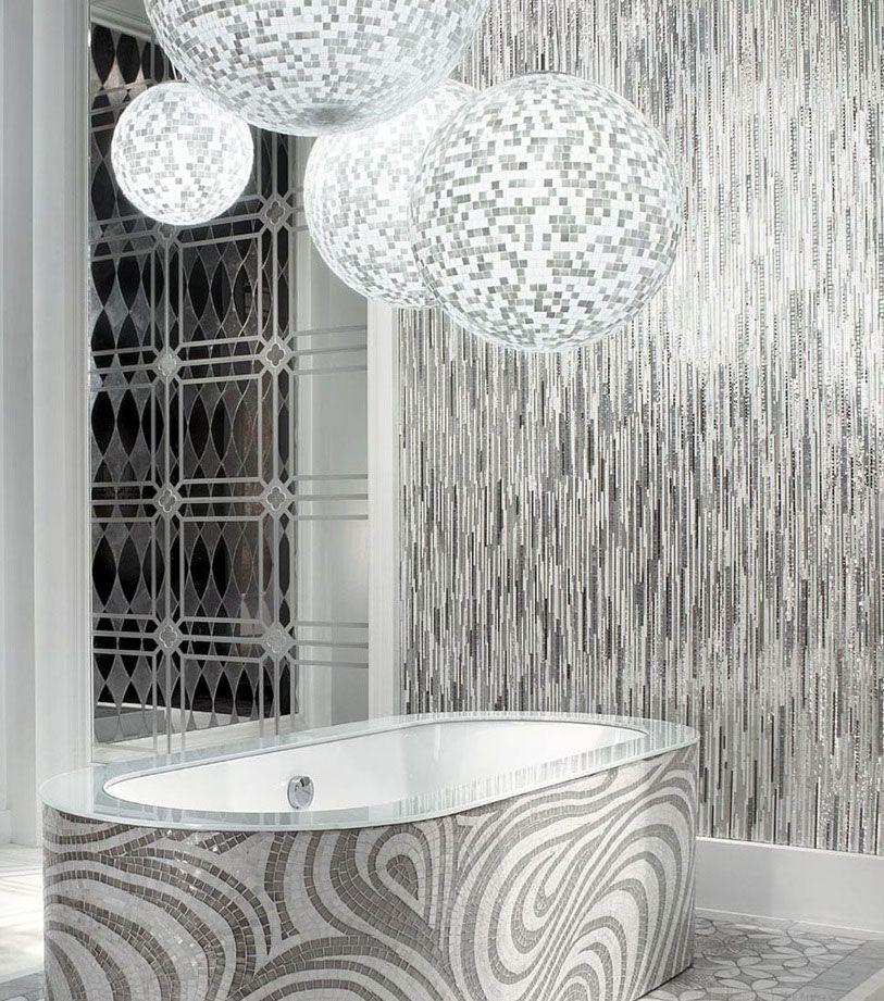 Sicis Fibers Arts è una collezione di mosaici per rivestimenti - bodenbelag k che pvc