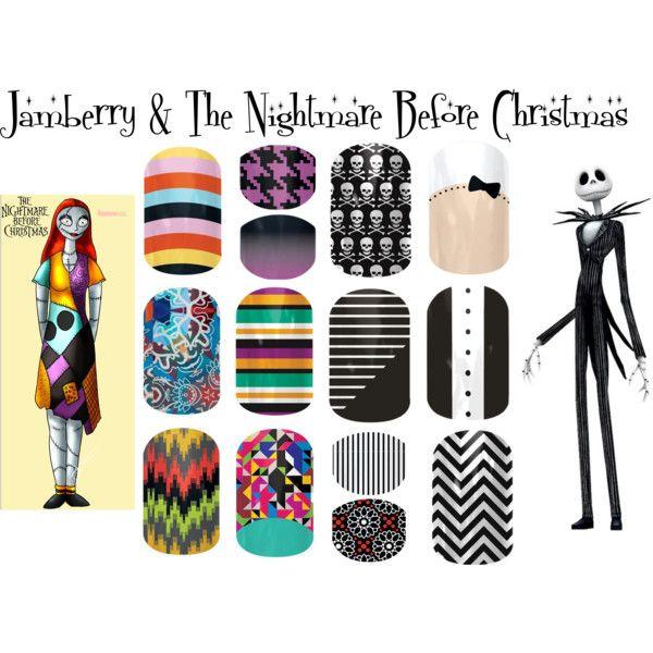 Jamberry & The Nightmare Before Christmas\