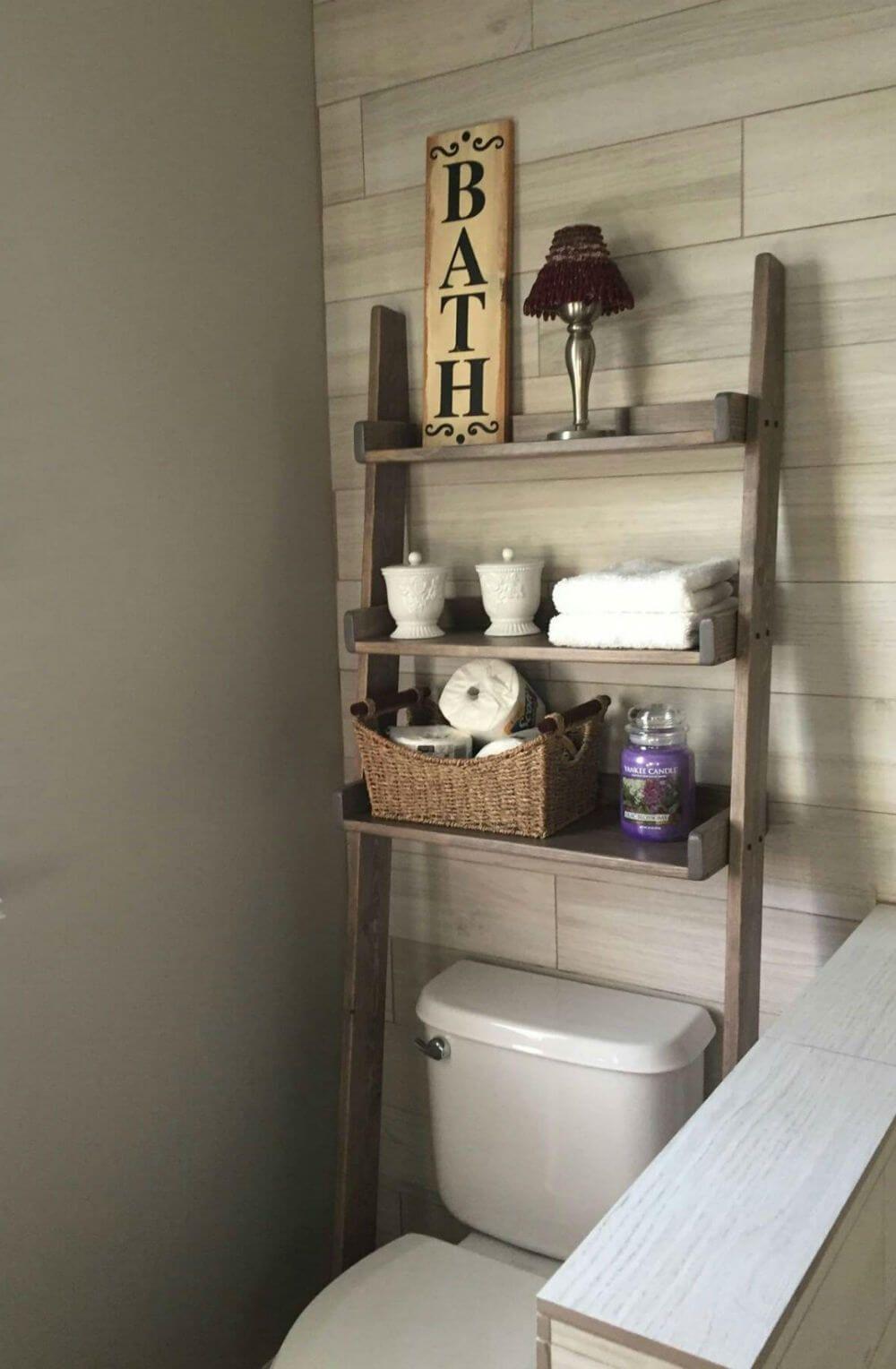 Catty Corner Market Bathroom Accessory Caddy Bathroom Storage
