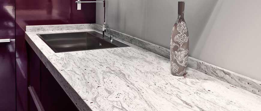 Encimeras de piedra natural decoraci n cocina - Granito sin pulir ...