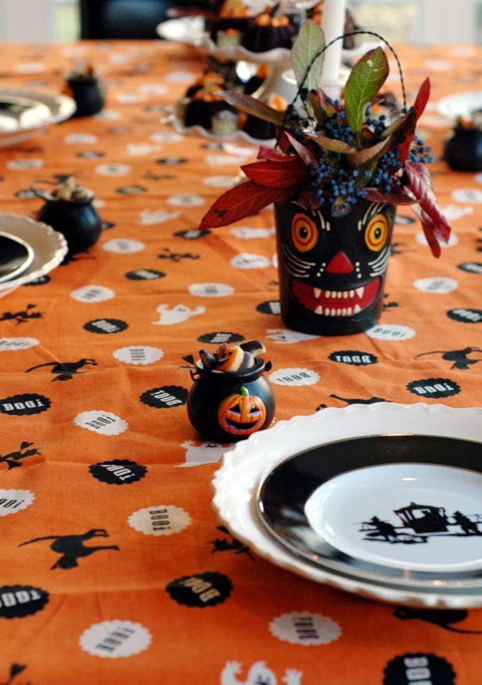 Halloween Deko In 44 Beispielen Tauchen Sie In Die Echte Halloween