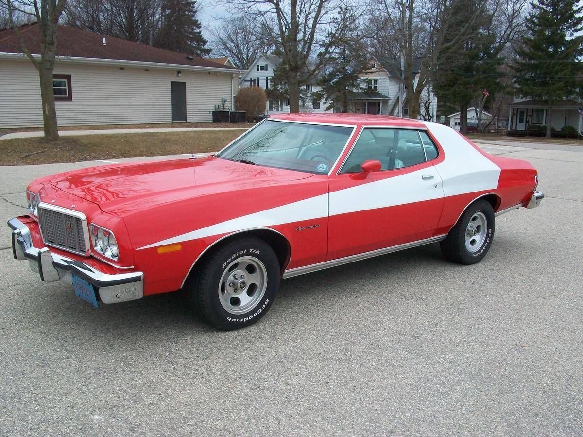 1976 Ford Gran Torino For Sale 2254504 Hemmings Motor News Ford Classic Cars Classic Cars Classic Cars Muscle