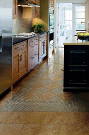 7 Innovative Kitchen Floor Tiles Calfinder Remodeling Blog
