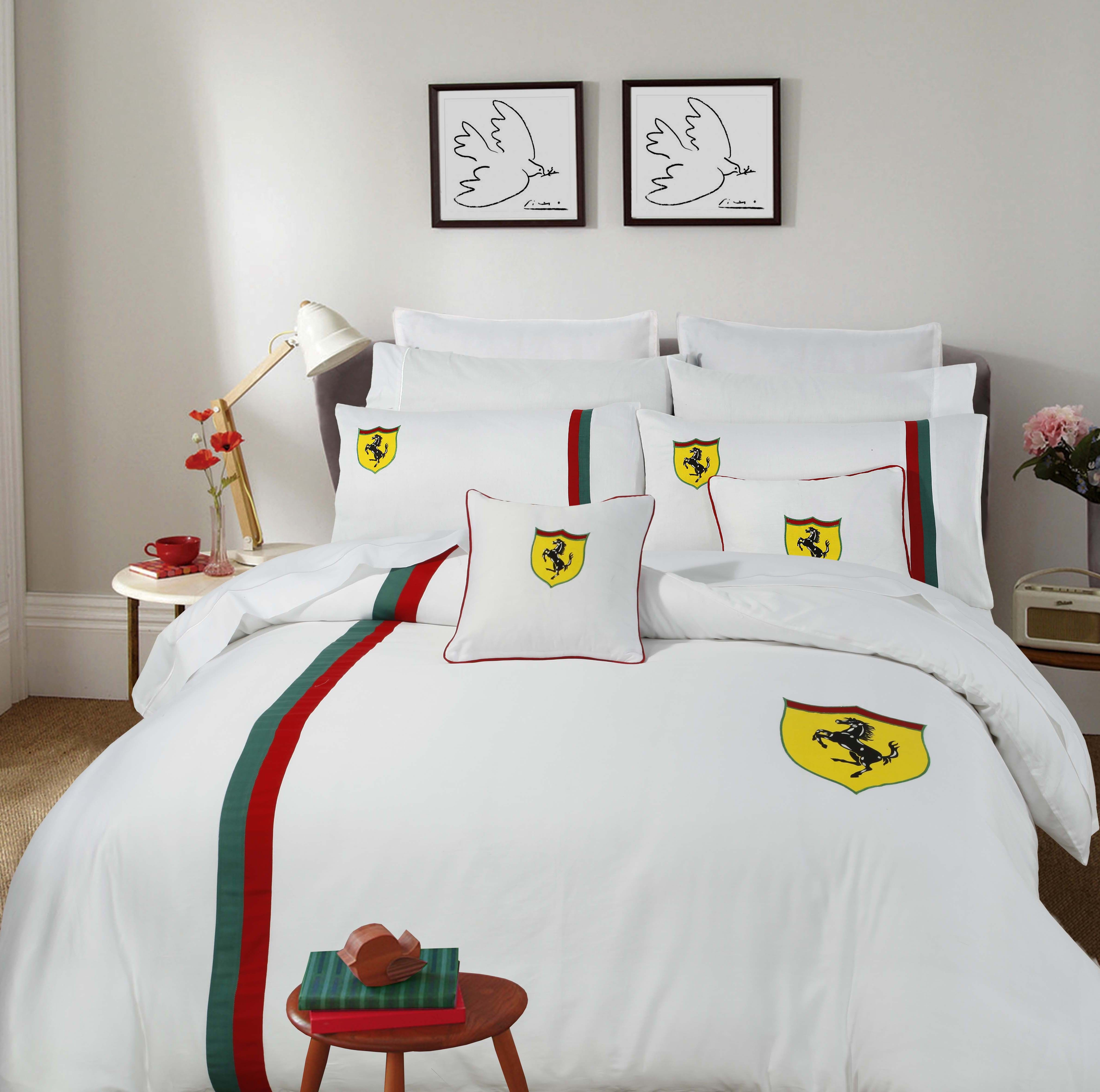 Ferrari Bed Set