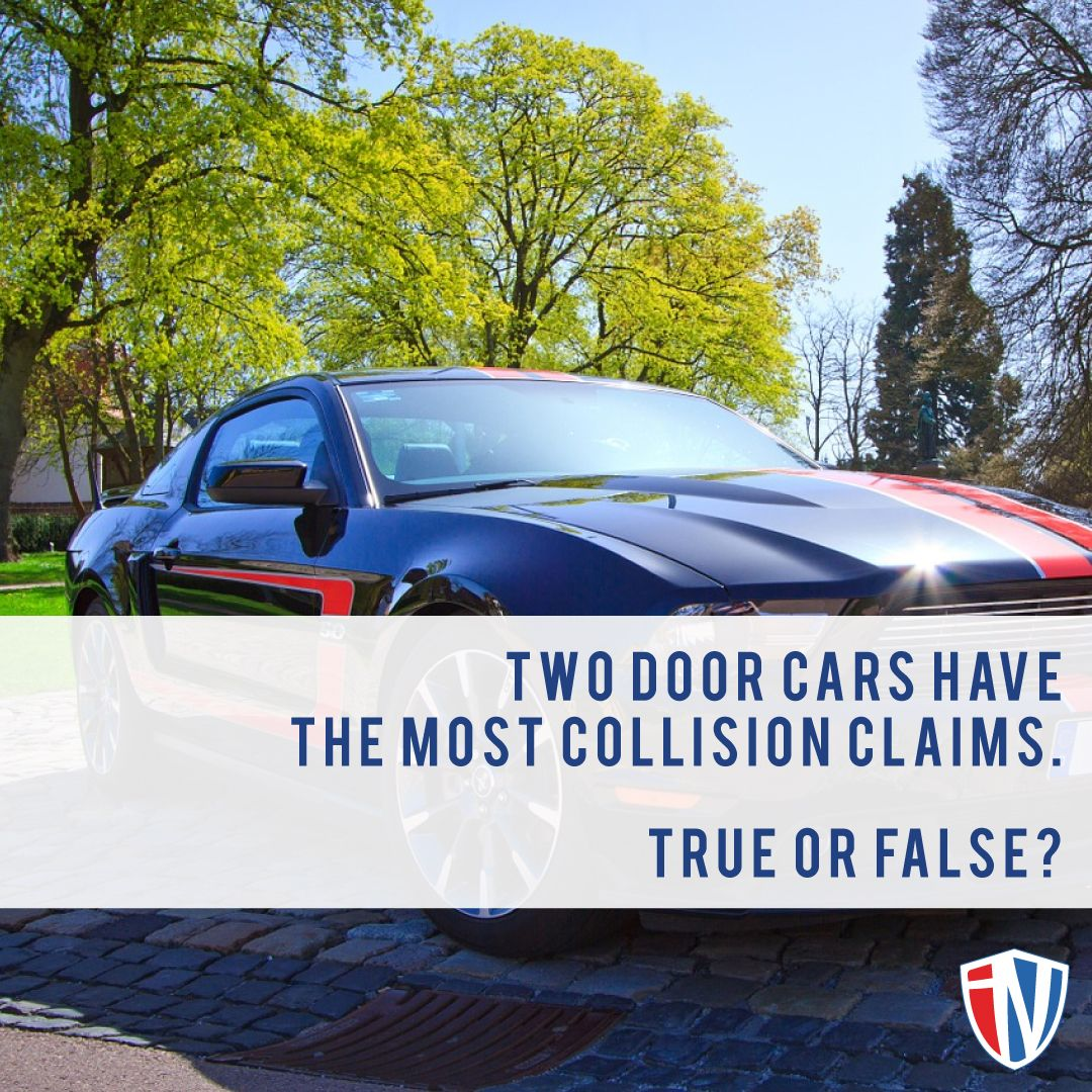True Statistically Two Door Cars Have More Collision Claims Compared To Four Door Vehicles With Images Car Insurance Photo And Video Instagram Photo