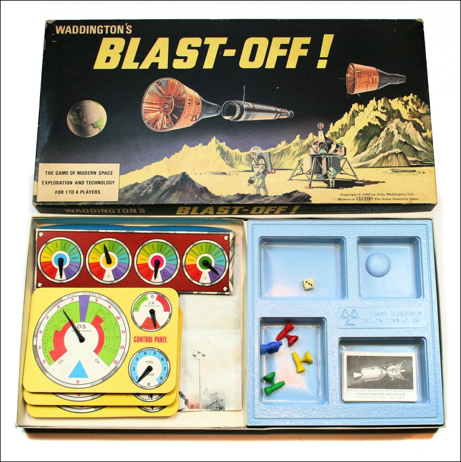 Another cool vintage board game only available at an