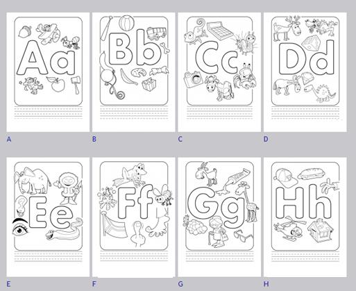 Worksheets For 4 Year Olds Kiddo Shelter Alphabet Activities, 4 Year Old  Activities, Activities For 5 Year Olds
