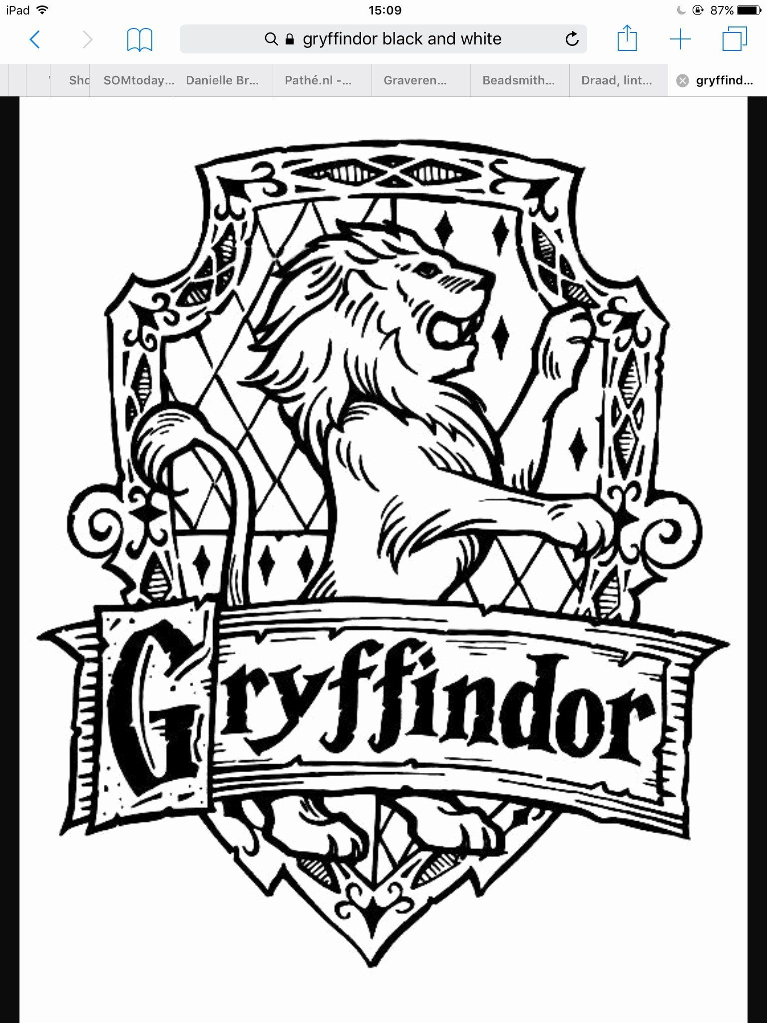 Harry Potter Coloring Book Inspirational Harry Potter House Coloring Pages At Ge Harry Potter Coloring Pages Harry Potter Printables Harry Potter Coloring Book