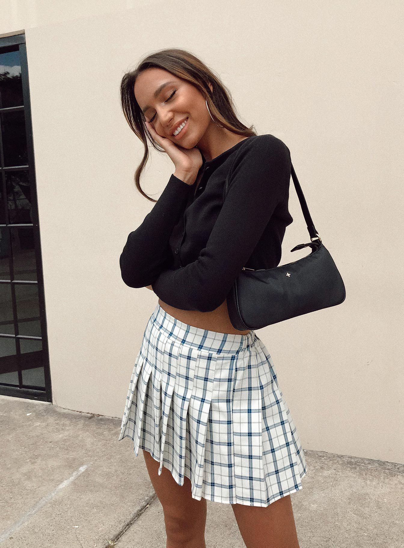 Lona Mini Skirt In 2020 Cute Skirt Outfits Skirt Outfits Summer Tennis Skirt Outfit