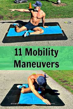 The hips, shoulders, and knees can become increasingly immobile with each passing year. Mobility dri...