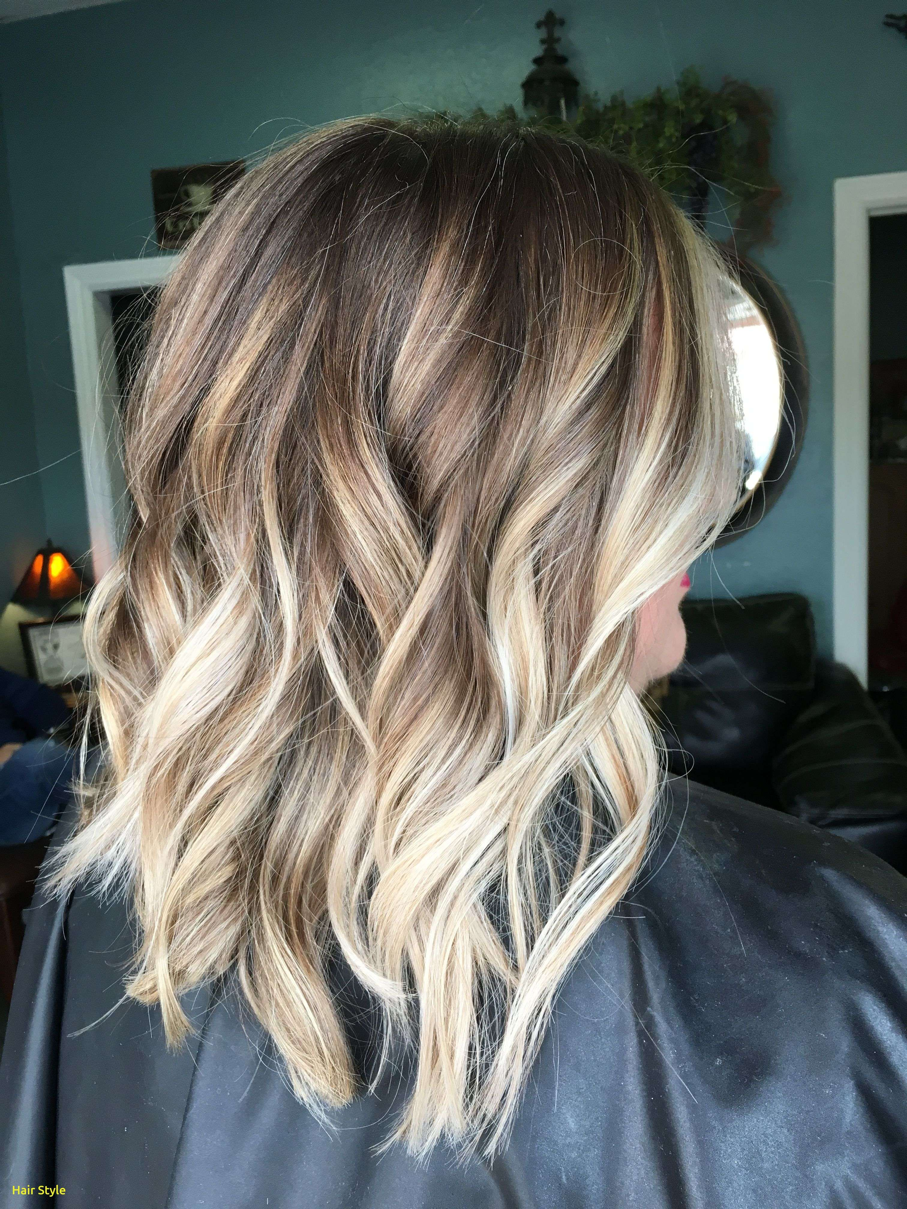 Fresh long layered haircut with balayage color – new hairstyles styles 2019