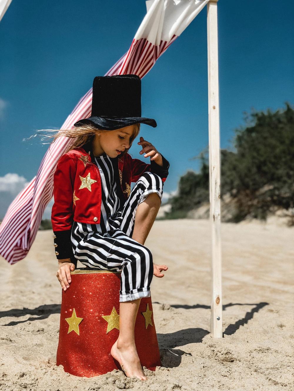 Redvelvet Halloween Costume 2020 Kids Magician Tailcoat Red Velvet Coat Ringmaster Costume | Etsy